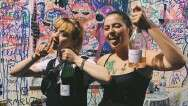 Sophie Turner celebrates her bachelorette with Maisie Williams