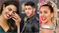 #NickYanka on Miley Cyrus's hotness quotient!