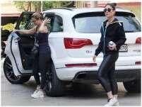 Kareena Kapoor Khan aces the gym look