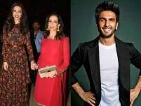 Ranveer Singh kept in check by Deepika's mother's parenting style