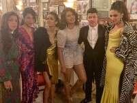 #NickYanka and Deepika Padukone end the night together at Met Gala 2019