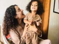 This picture of Kangana Ranaut and her nephew is too adorable