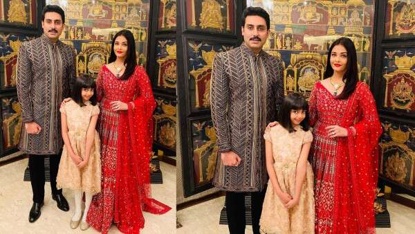 Aishwarya Rai Bachchan shares most adorable family picture