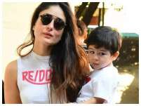 Kareena Kapoor Khan on the paparazzi's obsession with Taimur