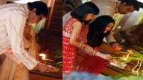 Amitabh Bachchan gives a sneak-peek into his family's Diwali celebrations
