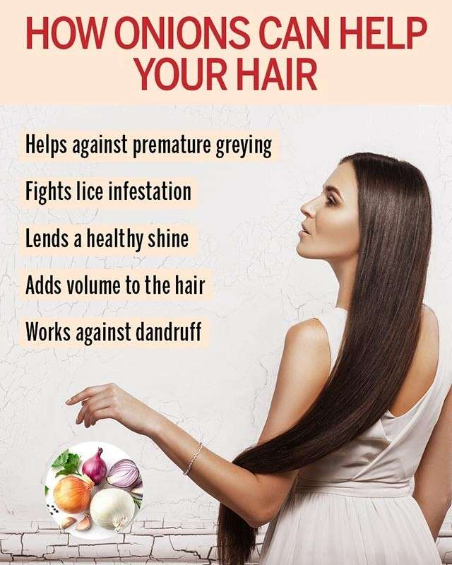 Top Benefits Of Onion For Hair | Femina.in