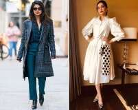Best-dressed celebrities: Priyanka Chopra Jonas and Sonam Kapoor Ahuja