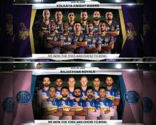 IPL 2019: KKR vs RR top moments