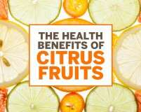 The surprising health benefits of citrus fruits