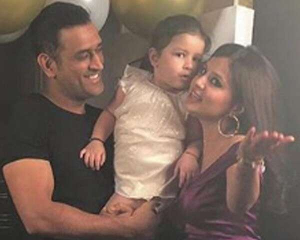 Game of love: MS Dhoni and Sakshi Dhoni