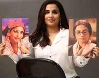 Vidya Balan rates her most iconic movie looks