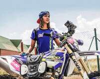 Aishwarya Pissay wins FIM World Cup, is first Indian motorsports champion