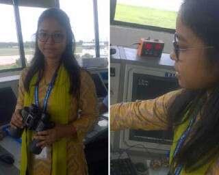 Bipasha Hrangkhawl becomes Tripura's first woman ATC
