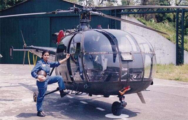 Gunjan Saxena The Kargil Girl Celebrates The Officer S Inspiring Journey Femina In
