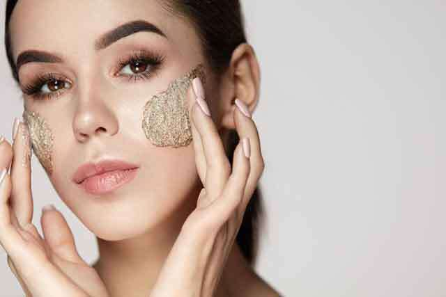 How to make your face glow: Exfoliate