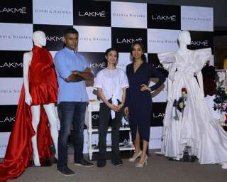 In conversation with the LFW finale designers, Gauri and Nainika