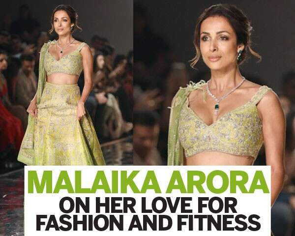 Image result for Malaika Arora on her love for fashion and fitness