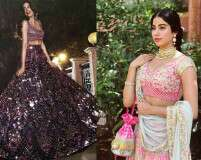 Wedding style diaries: Janhvi Kapoor