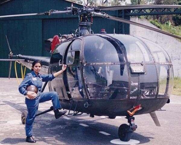 Gunjan Saxena: The Kargil Girl celebrates the officer's inspiring ...