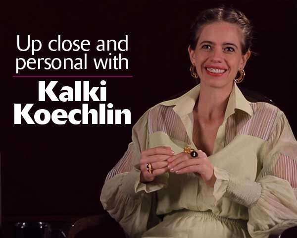 Up close and personal with Kalki Koechlin