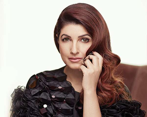 Behind the scenes with Twinkle Khanna