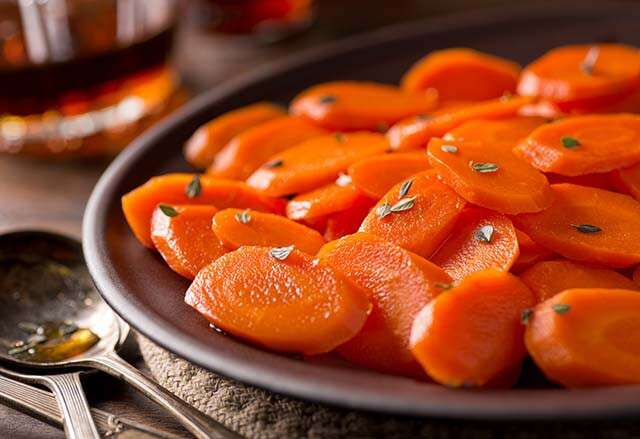 Benefits of carrots for general health
