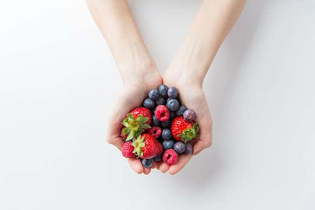 Berries Are The Best Fruits For Weight Loss
