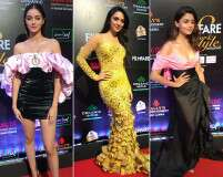 Best dressed celebs at Filmfare Glamour and Style Awards