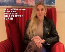 Get to know me ft. WWE Superstar Charlotte Flair