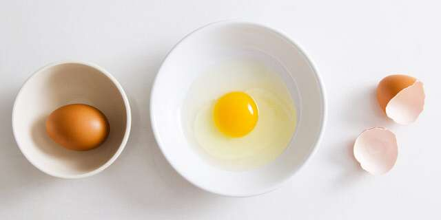 Eggs to make your nails stronger