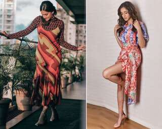 Celebrity approved print-on-print trend