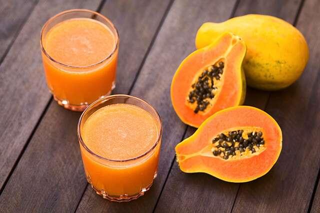Fruits Like Papaya Helps Shed The Kilos