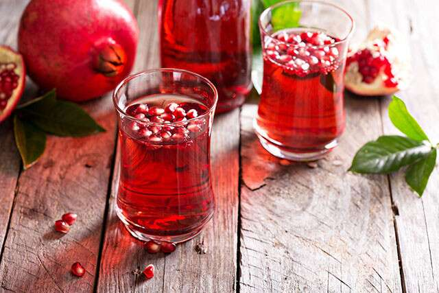 Fruits Like Pomegranate Helps You Lose Weight