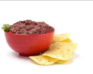 Easy Healthy Dip Recipe To Try: Skinny Black Bean Dip