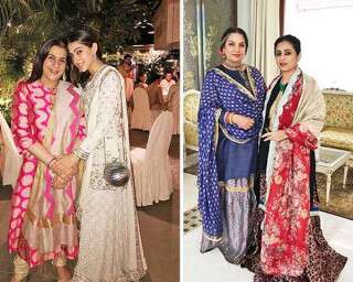 Wedding style diaries: Mother of the bride