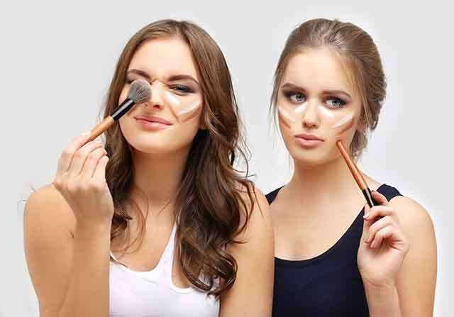 3 super-easy ways to contour your face