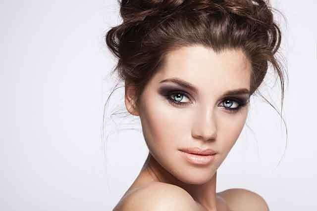 Sultry & Smoky Makeup