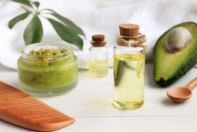 Avocada and Vitamin E for Hair
