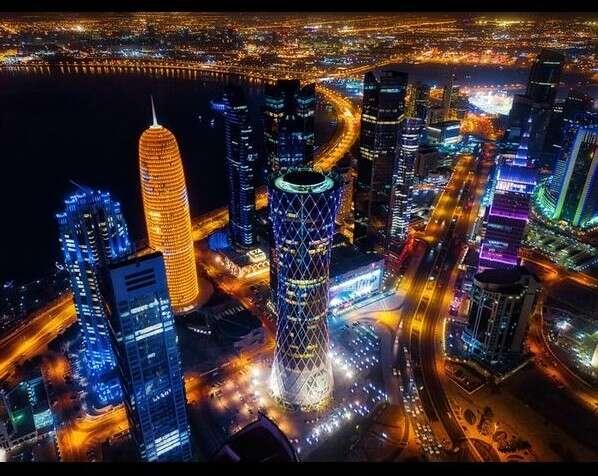 Doha-Qatar-skyline