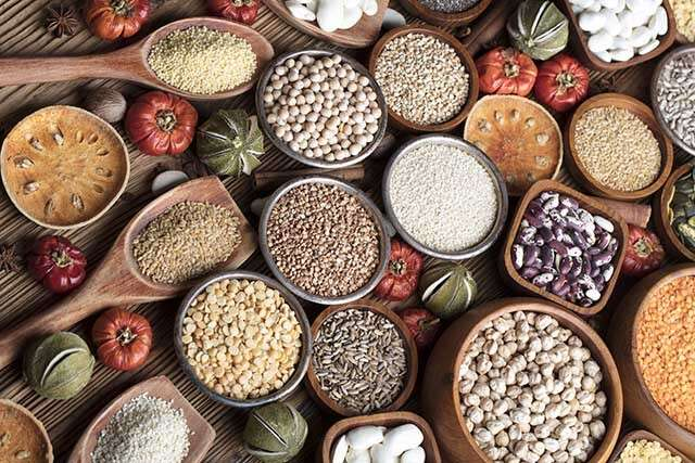Food for Healthy Hair - Whole Grains