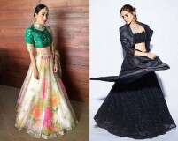Give your lehenga a 2019-makeover