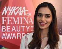 Manushi Chhillar takes the 'what's in my beauty box' challenge