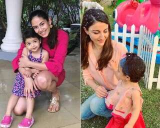 Meet These Cool New Moms From B-Town