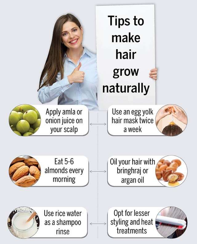 All Natural Tips For Hair Growth Femina In