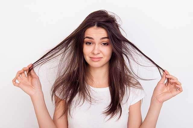 Vitamin E for Hair Deficiency