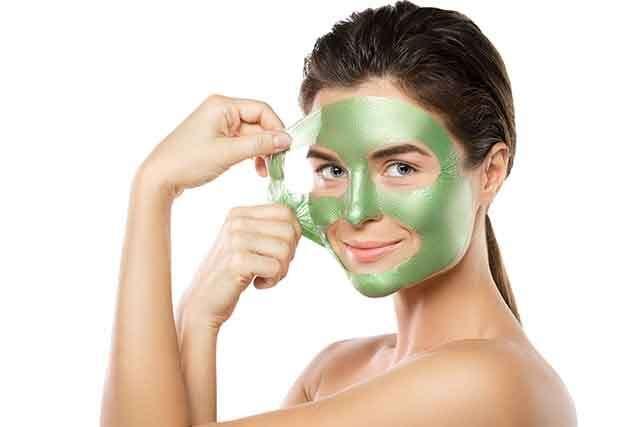 Peeling masks
