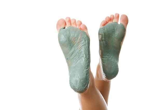 Foot sheet masks