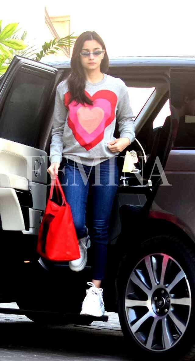 Alia Bhatt look 1
