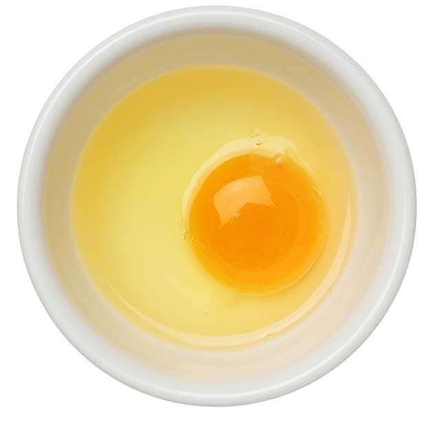 Benefits of Eggs for Hair to tames frizz