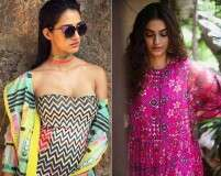 B-town's love for geometric prints